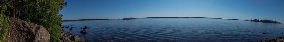 На Финском заливе. Котка.