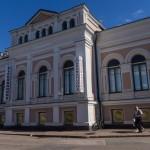 Южная Финляндия. В историческом центре Хамины.