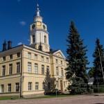 Южная Финляндия. Здание ратуши.