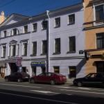 Дом Парфена Рогожина. Гороховая, 28.