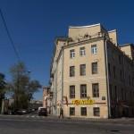 Дом старухи-процентщицы. Набережная канала Грибоедова, 104.