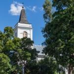 Южная Финляндия. Церковь святой Марии в Хамине.