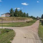 Южная Финляндия. Старые бастионы Хамины.