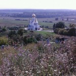 У Холковского монастыря.