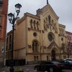 Шведская церковь Святой Екатерины на Малой Конюшенной.