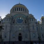 Кронштадт. Морской Никольский собор. Северный портал.