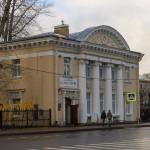 Зеленогорск. На проспекте Ленина.Бывшее здание Общественного  банка провинции Саво-Карьяла