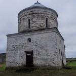 Ивангородская крепость. Никольский собор.