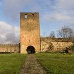 Ивангородская крепость. Набатная башня.