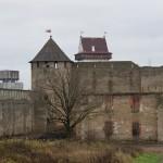 Ивангородская крепость. Большой Боярший двор.