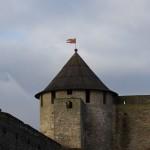 Ивангородская крепость. Провиантская башня.