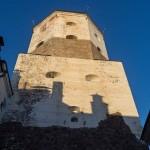Выборгский замок. Многоугольная башня святого Олафа.