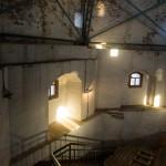 Выборгский замок. В башне святого Олафа.