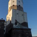 Выборгский замок. Башня святого Олафа.