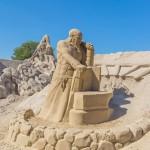 В Песчаном замке Лаппеенранты.