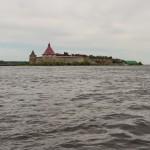 На Ладоге. Шлиссельбургская крепость Орешек.