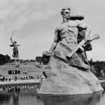 Мемориал в Волгограде.
