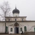 Псков. Церковь Михаила и Гавриила.