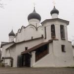 Псков. Церковь Василия на Горке.