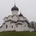 Псков. Церковь Анастасии Римлянки в Кузнецах.