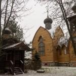 Воскресенская церковь в Суйде.