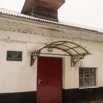 Суйда. Дом-музей Абрама Ганнибала. Бывшие конюшни. Ныне Дом культуры.