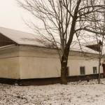 Суйда. Дом-музей Абрама Ганнибала. Бывшие конюшни.