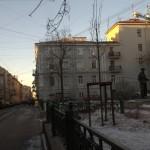 Переулок Джамбула в Санкт-Петербурге.