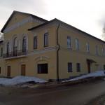 Валдай. Памятник архитектуры неподалеку от Музея колоколов.
