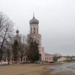 Валдай. На площади Свободы. Троицкий собор.