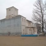 Валдай. Введенская церковь.