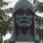 Порхов. Памятник Александру Ярославичу (Невскому).