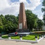 Новгород. Обелиск на Торговой стороне.