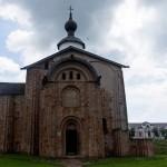 Новгород. Церковь Параскевы-Пятницы на Торгу.