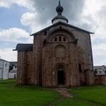 Новгород. Церковь Параскевы Пятницы.