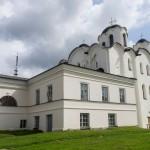 Новгород. Никольский собор.