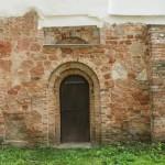 Новгород. Церковь Георгия на Торгу. Нижняя часть.