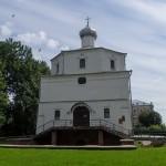 Новгород. Церковь Георгия на Торгу.