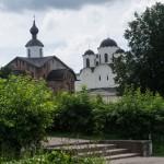 Великий Новгород. На Торгу.