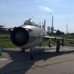 Линия Сталина под Минском. Выставка военной техники.