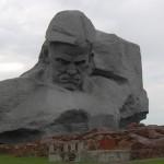 Брест. Мемориал Брестской крепости. Главный монумент.