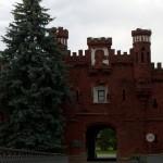 Брест. Мемориал Брестской крепости. Холмские ворота.