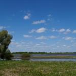 Витославлицы. Озеро Мячино под Новгородом.