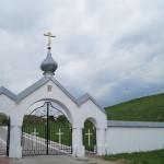 Холковский монастырь. Святые ворота.
