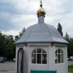 Холковский монастырь. Надкладезная часовня.