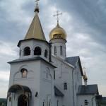 Холковский монастырь. Церковь Донской иконы Божьей Матери.