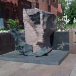 Минск. Площадь Независимости. В память о подпольщиках в годы Великой Отечественной войны.