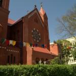 Костел Святого Симеона и Святой Елены в Минске.