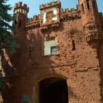 Холмские ворота Брестской крепости.