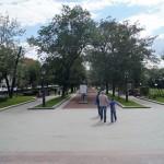 Москва. На Тверском бульваре.